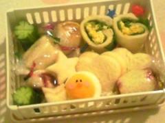 新生かな子 公式ブログ/サンドウィッチ 画像1