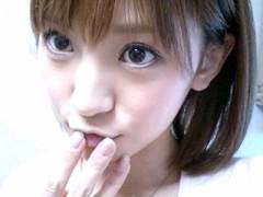 新生かな子 公式ブログ/あひゃっ 画像1