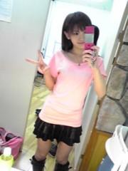 新生かな子 公式ブログ/衣装じゃないよ(・∀・) 画像1
