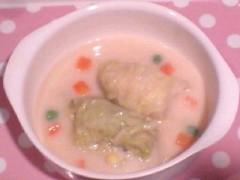 新生かな子 公式ブログ/朝食 画像1