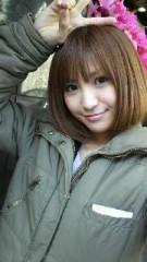 新生かな子 公式ブログ/撮影ちゅうっ 画像1