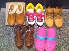 新生かな子 公式ブログ/靴コレクション 画像2