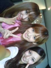 新生かな子 公式ブログ/3ショット☆ 画像1
