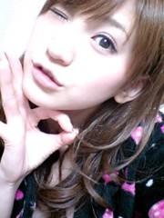 新生かな子 公式ブログ/(^0^)V 画像1