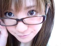 新生かな子 公式ブログ/めがねちゃん 画像1