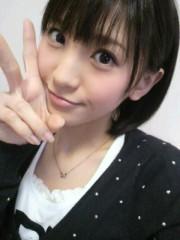 新生かな子 公式ブログ/...(・ω・`); 画像1