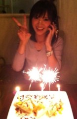 新生かな子 公式ブログ/2011.10.26 画像1