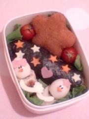 新生かな子 公式ブログ/今日のお弁当は。。。☆彡 画像1