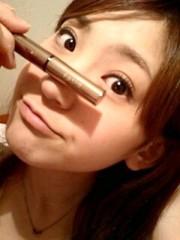 新生かな子 公式ブログ/まつげ 画像1