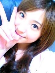新生かな子 公式ブログ/撮影終了 画像2