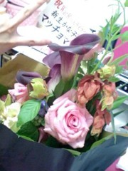 新生かな子 公式ブログ/感激!! 画像1