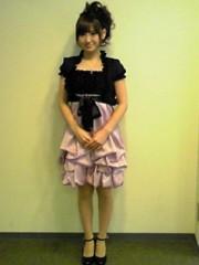 新生かな子 公式ブログ/ドレス☆+゜ 画像2