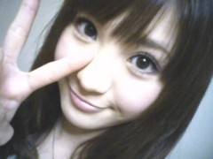 新生かな子 公式ブログ/(^^)人(^^)人(^^) 画像1