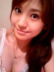 新生かな子 公式ブログ/まつげ 画像2