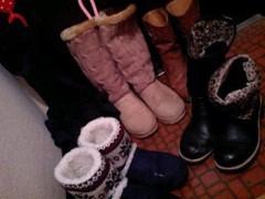新生かな子 公式ブログ/かなのブーツ 画像2