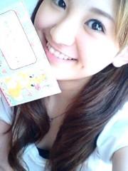 新生かな子 公式ブログ/感謝です☆+゜ 画像2