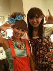 新生かな子 公式ブログ/浜田ブリトニーさん☆ 画像1