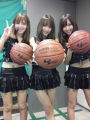 新生かな子 公式ブログ/『バスケ×ダンス』 画像3