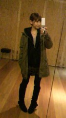 新生かな子 公式ブログ/にゃ(^・ω・^) 画像1