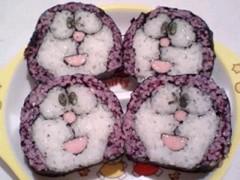 新生かな子 公式ブログ/飾り巻き寿司検定2級 画像1