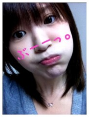 新生かな子 公式ブログ/ぶーーっ。 画像1