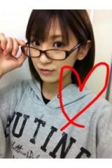 新生かな子 公式ブログ/メガネっ子 画像1