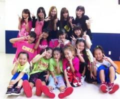 新生かな子 公式ブログ/踊ったー!! 画像1