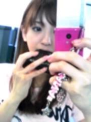 新生かな子 公式ブログ/パクパク・・・ 画像1