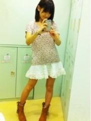 新生かな子 公式ブログ/ファッションショー� 画像2