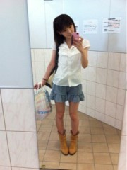 新生かな子 公式ブログ/ファッションショー� 画像3