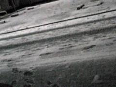 新生かな子 公式ブログ/雪だ〜!!*゜ 画像2