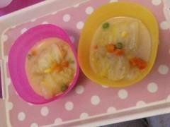 新生かな子 公式ブログ/朝食 画像2