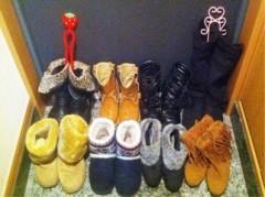 新生かな子 公式ブログ/靴コレクション 画像1
