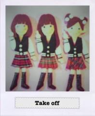 新生かな子 公式ブログ/タイアップ☆ 画像1