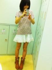 新生かな子 公式ブログ/明日楽しみー☆ 画像2
