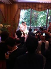 Ken(aLLies) 公式ブログ/今日は結婚式だったよー。 画像2