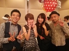 庄子知美 公式ブログ/まぁこちゃん結婚パーティー 画像3