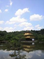 西嶋大樹 公式ブログ/ロックオン!金閣寺 画像1