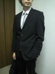 西嶋大樹 公式ブログ/スーツ 画像1