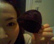下村奈緒子 公式ブログ/髪爆発で撮影へ(笑) 画像2