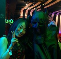 下村奈緒子 公式ブログ/ハロウィン&あゆあゆみちゃんBirthdayパーティー♡ 画像3
