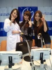 下村奈緒子 公式ブログ/今日は、「あっ!と驚く放送局」から生放送でした♡ 画像1