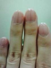 下村奈緒子 公式ブログ/くすり指が長いと浮気性?! 画像1