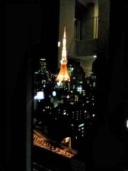 下村奈緒子 公式ブログ/東京タワーの夜景♡ 画像1