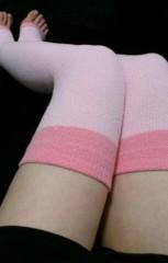 下村奈緒子 公式ブログ/「スリムウオークふわもこ美脚♡」 画像1