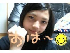 黒田和沙 公式ブログ/朝だよ(o^∀^o) 画像1