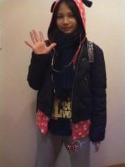 黒田和沙 公式ブログ/寒い〜(>ε<) 画像1