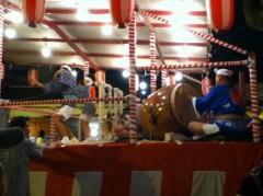 黒田和沙 公式ブログ/お祭り 画像2