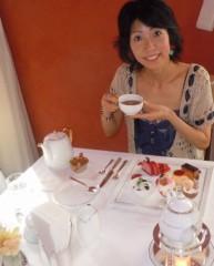 石川恵深 公式ブログ/資生堂パーラー☆サロン・ド・カフェ☆銀座本店 画像2