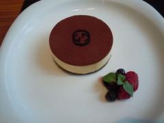 石川恵深 公式ブログ/銀座グッチカフェ(GUCCI Cafe)でスイート 画像3